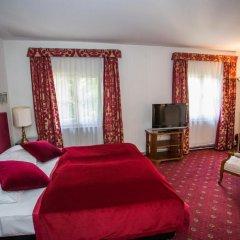 Отель Mailberger Hof 4* Стандартный номер фото 10