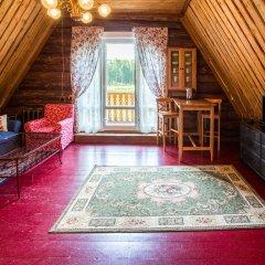 Парк-отель Берендеевка 3* Люкс с различными типами кроватей фото 2