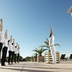 Hotel Apollo – Terme & Wellness LifeClass спортивное сооружение