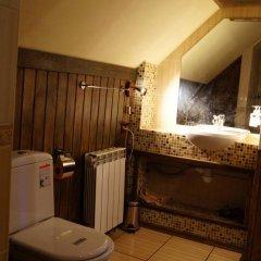 Пихта Хаус Отель 2* Стандартный номер разные типы кроватей фото 6