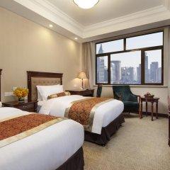 Jin Jiang Pacific Hotel Shanghai комната для гостей фото 8