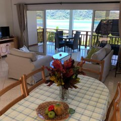 Отель Sailfish Beach Villas балкон фото 4