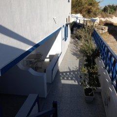 Отель Roula Villa 2* Стандартный семейный номер с двуспальной кроватью фото 4