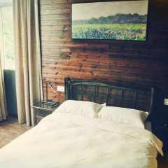 Отель Qiandaohu Qinglu Inn 2* Стандартный номер с различными типами кроватей фото 7
