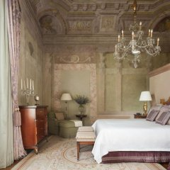 Four Seasons Hotel Firenze 5* Представительский люкс с различными типами кроватей фото 7