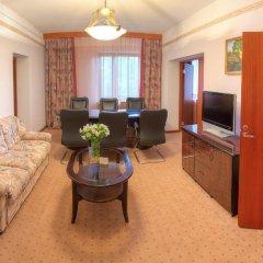 Президент Отель 4* Апартаменты с различными типами кроватей фото 6