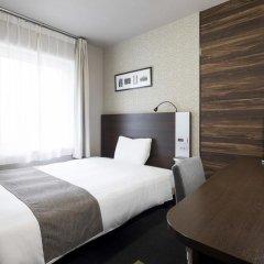Comfort Hotel Tokyo Higashi Nihombashi 3* Стандартный номер с различными типами кроватей фото 2