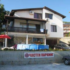 Апартаменты Apartments Bachvarovi парковка