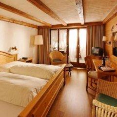 Hotel Alphorn 3* Стандартный номер с двуспальной кроватью фото 8