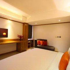 Chabana Kamala Hotel 4* Улучшенный номер с двуспальной кроватью фото 9