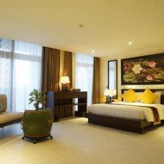Отель Villa Hue 3* Номер Делюкс с различными типами кроватей фото 5