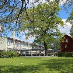 Отель Villa Kallhagen Стокгольм спортивное сооружение