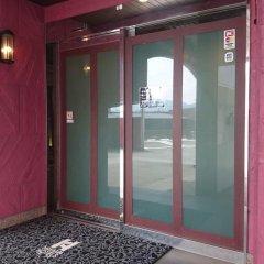 Отель Pacela Фукуока сауна