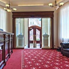 Spa Hotel Anglicky Dvur интерьер отеля