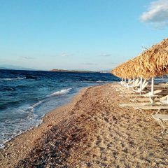 Galini Hotel пляж