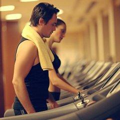 Отель Titanic Business Kartal фитнесс-зал фото 4