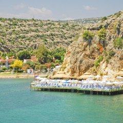 Altinorfoz Hotel Турция, Силифке - отзывы, цены и фото номеров - забронировать отель Altinorfoz Hotel онлайн приотельная территория