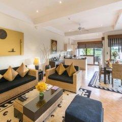 Отель Angsana Laguna Phuket 5* Стандартный номер фото 11