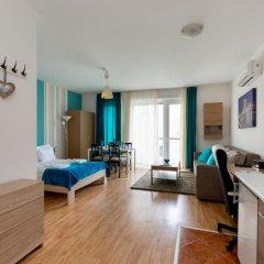 Апартаменты Sun Resort Apartments Студия Делюкс с различными типами кроватей фото 12