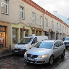 Апартаменты Trakų Street Apartment Вильнюс парковка