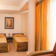 Отель Дафи 3* Студия с различными типами кроватей фото 7