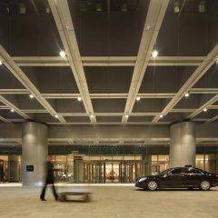 Отель InterContinental Shanghai Hongqiao NECC парковка