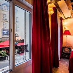 Отель Louis Ii Париж балкон