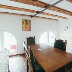 Art Hostel Кровать в общем номере с двухъярусной кроватью фото 10