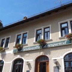 Отель Landgasthof Langwied Мюнхен вид на фасад