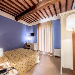 Отель Albergo La Foresteria Синалунга комната для гостей фото 5