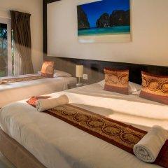 Phuket Airport Hotel 3* Стандартный номер разные типы кроватей фото 4