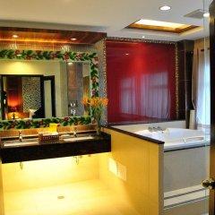 Hotel Elizabeth Cebu 3* Люкс повышенной комфортности с различными типами кроватей фото 2