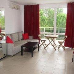 Отель Aparthotel Cote D'Azure 3* Студия Эконом с различными типами кроватей фото 9