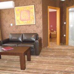 Отель Авион комната для гостей фото 2