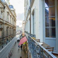 Отель Cheval d'argent Франция, Лион - отзывы, цены и фото номеров - забронировать отель Cheval d'argent онлайн балкон