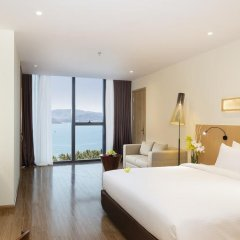 Отель StarCity Nha Trang 4* Номер Делюкс с различными типами кроватей фото 4