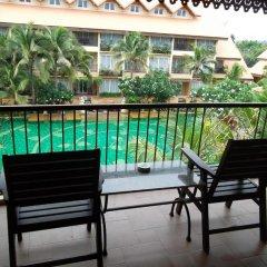 Отель Villa Thongbura 3* Студия с различными типами кроватей фото 5