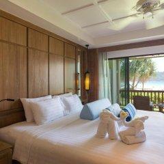 Отель Katathani Phuket Beach Resort 5* Люкс Премиум с различными типами кроватей фото 10