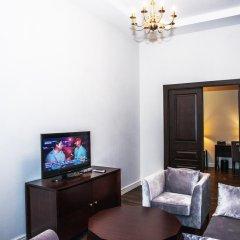 Отель Амбассадор 4* Люкс с различными типами кроватей