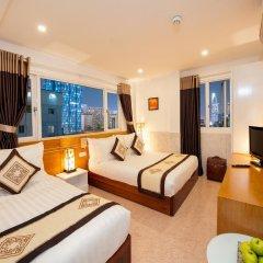 Acacia Saigon Hotel 3* Номер Делюкс с различными типами кроватей фото 4