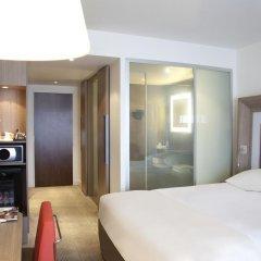 Отель Novotel Paris Les Halles 4* Представительский номер с различными типами кроватей фото 6