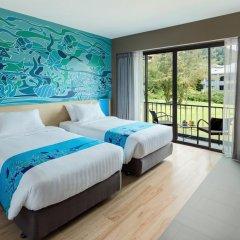 Отель 8Icon Ao Nang Krabi 3* Номер Делюкс с различными типами кроватей фото 8