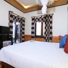 Отель Quang Xuong Homestay 2* Люкс с различными типами кроватей фото 5