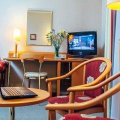 Гостиница Октябрьская удобства в номере