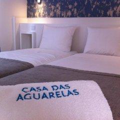 Отель Casa das Aguarelas - Apartamentos комната для гостей фото 2