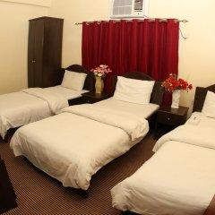 Отель Dana Hotel ОАЭ, Шарджа - отзывы, цены и фото номеров - забронировать отель Dana Hotel онлайн комната для гостей фото 5