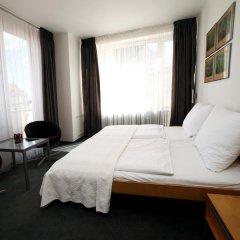 Central Hotel Pilsen 4* Стандартный номер фото 9