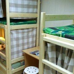 Хостел на Гуртьева Кровать в женском общем номере с двухъярусной кроватью фото 8