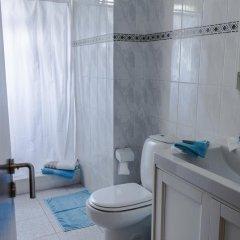 Отель Vila Belgica Португалия, Орта - отзывы, цены и фото номеров - забронировать отель Vila Belgica онлайн ванная фото 2