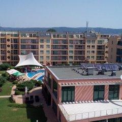 Отель Studio Evgeniya Болгария, Солнечный берег - отзывы, цены и фото номеров - забронировать отель Studio Evgeniya онлайн балкон